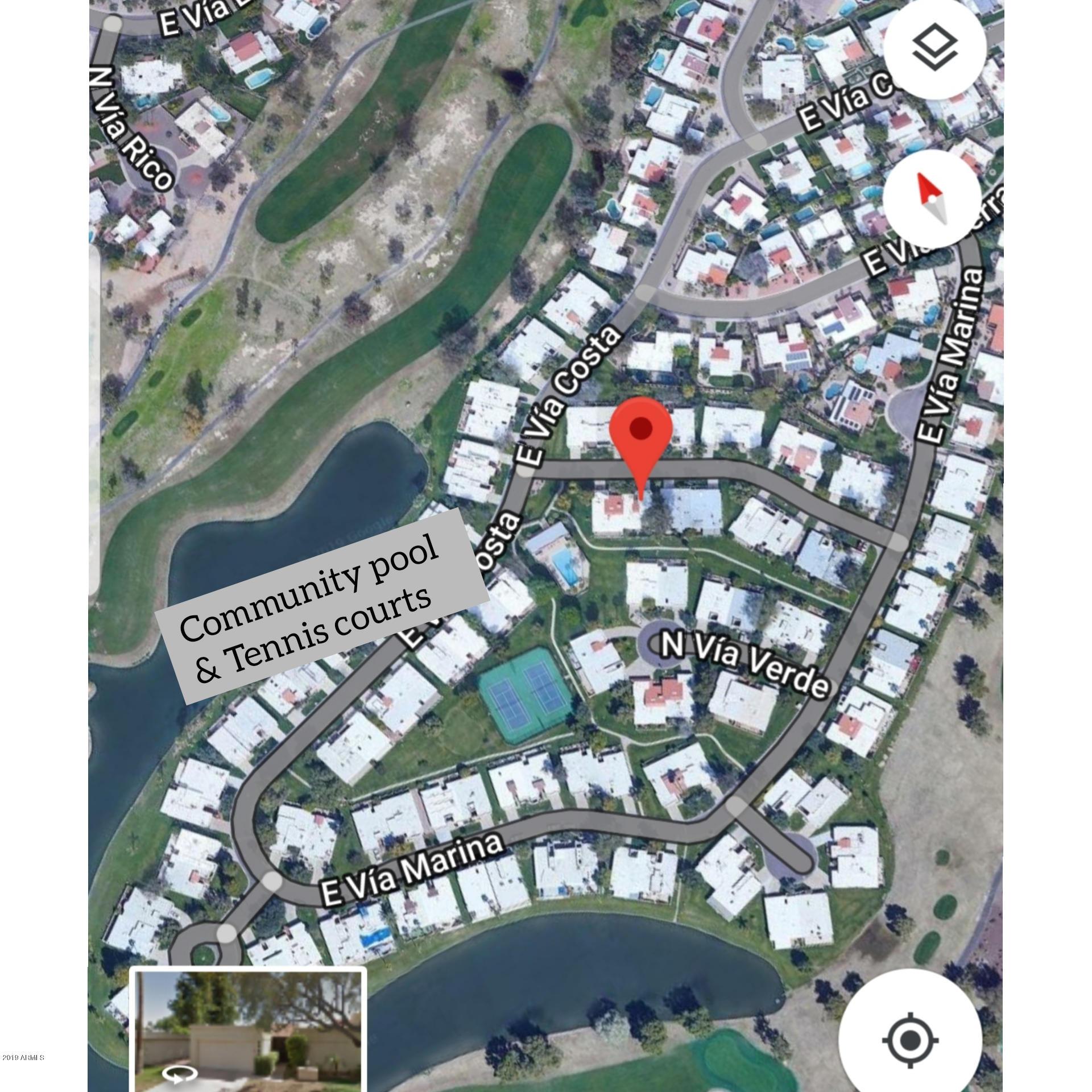 MLS 5962833 8054 N VIA PALMA --, Scottsdale, AZ 85258 Scottsdale AZ McCormick Ranch