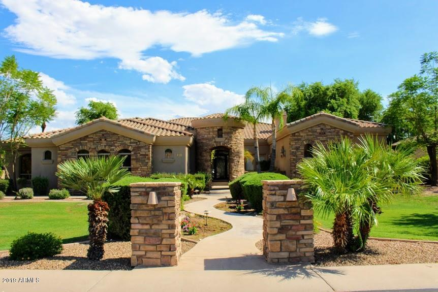 Photo of 2089 E CEDAR Place, Chandler, AZ 85249