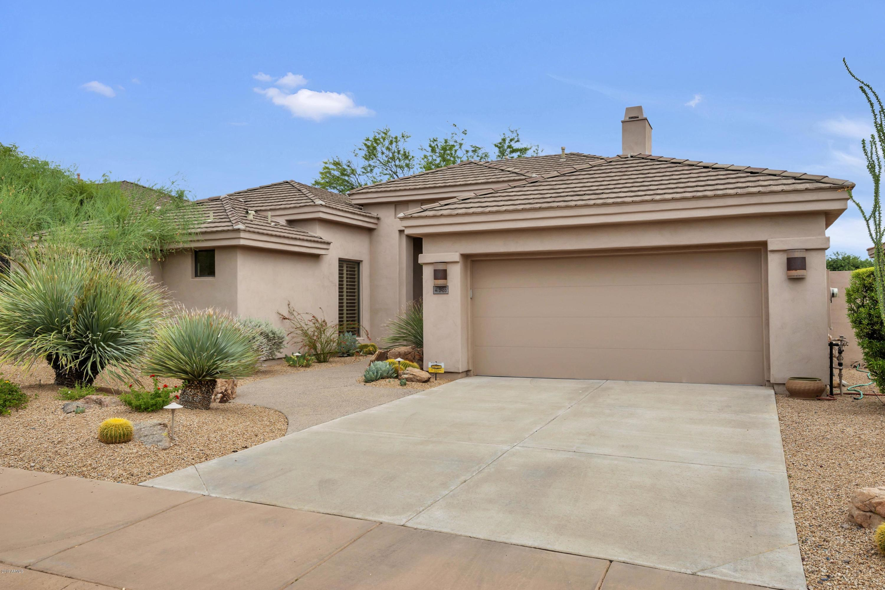Photo of 9455 E CAVALRY Drive, Scottsdale, AZ 85262