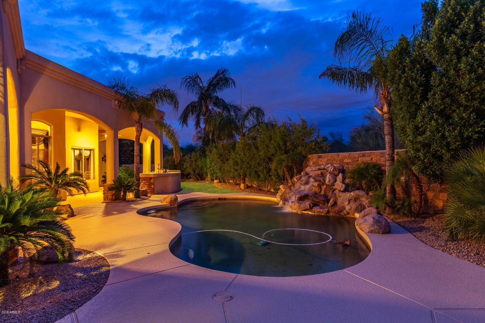 MLS 5965033 12130 E ARABIAN PARK Drive, Scottsdale, AZ 85259 Scottsdale AZ Private Pool