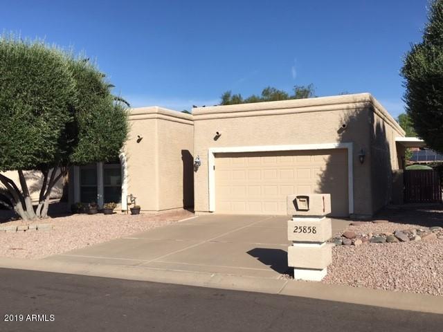 MLS 5965322 25858 S NEW TOWN Drive, Sun Lakes, AZ 85248