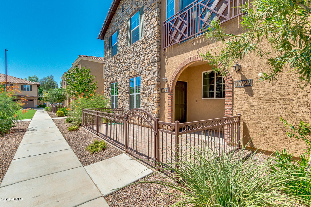 Photo of 4721 E PORTOLA VALLEY Drive #102, Gilbert, AZ 85297