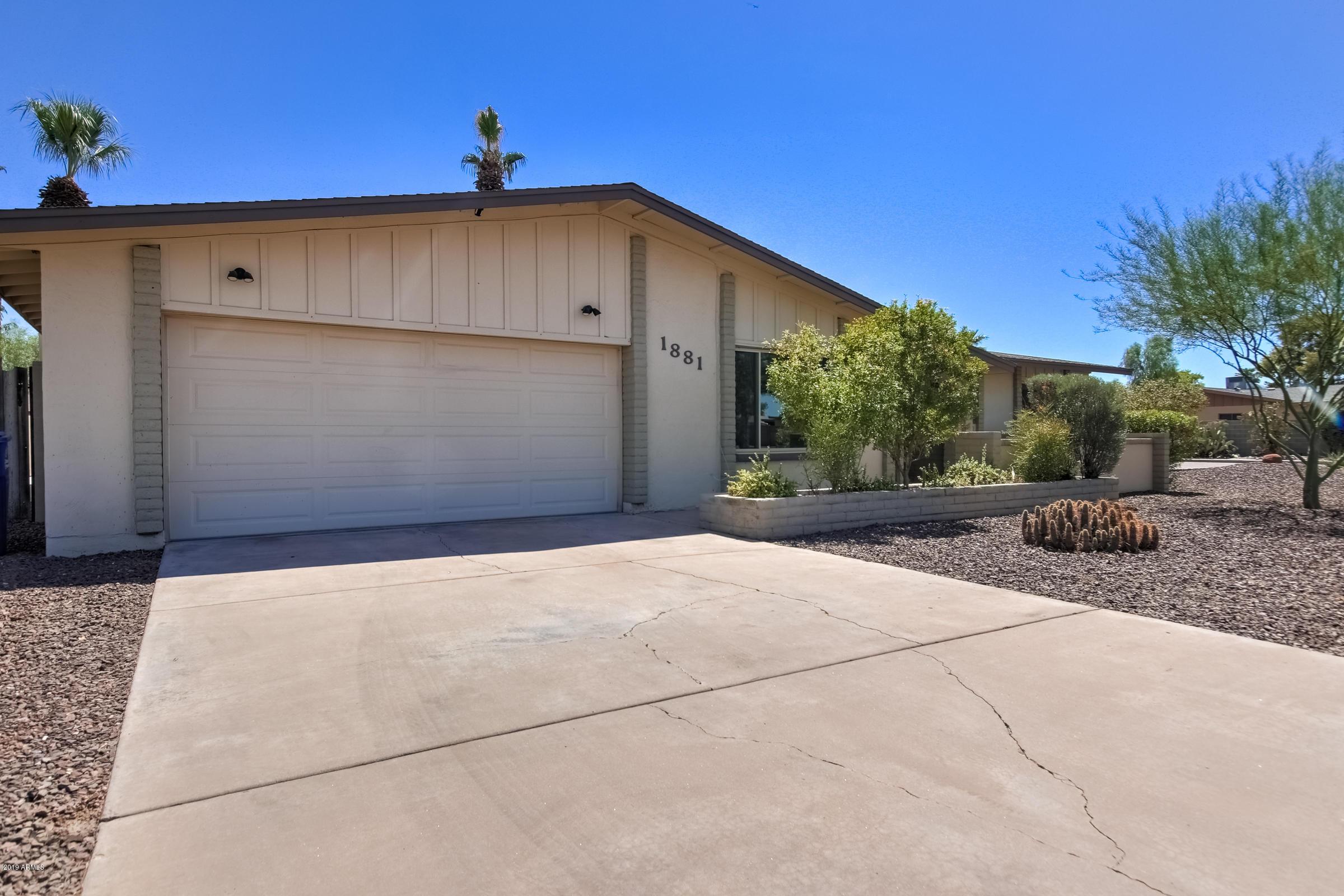 MLS 5964770 1881 E JULIE Drive, Tempe, AZ 85283 Tempe AZ Private Pool