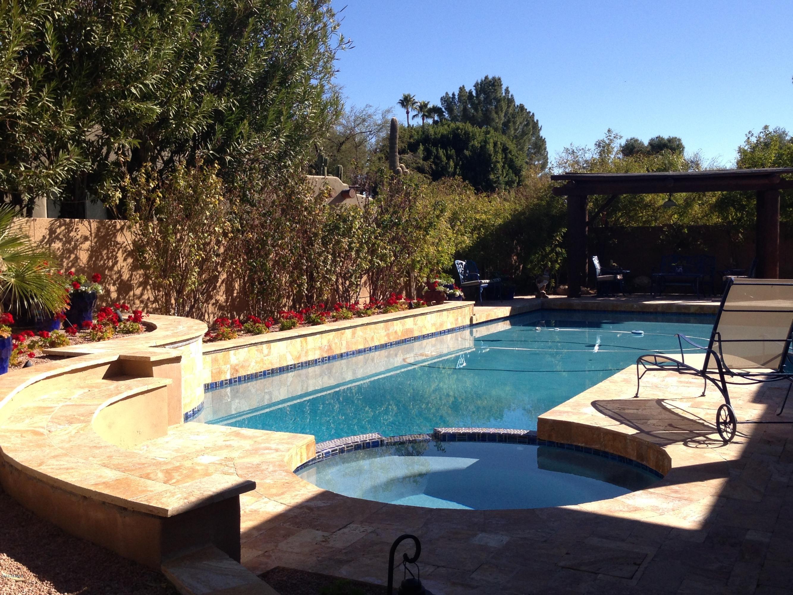 MLS 5965443 8214 E DEL CAMINO Drive, Scottsdale, AZ 85258 Scottsdale AZ Private Pool