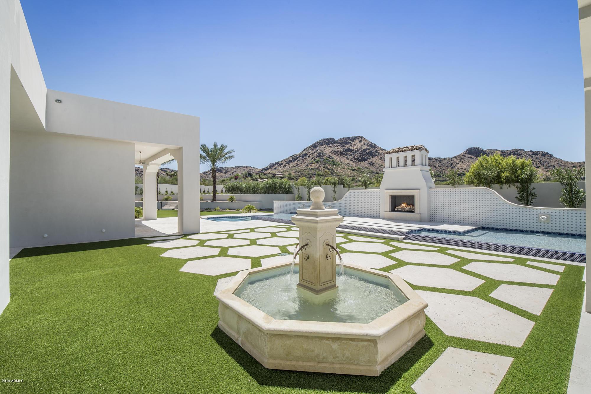 MLS 5718898 6208 E Bret Hills Drive, Paradise Valley, AZ Paradise Valley Horse Property for Sale