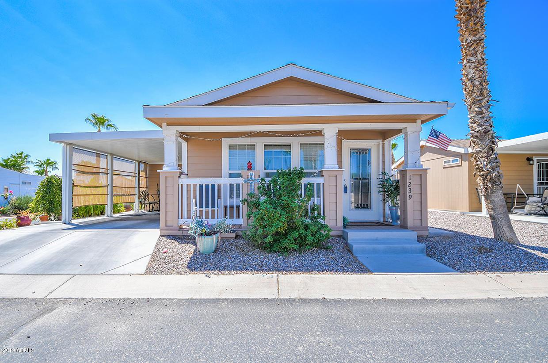 Photo of 1110 N Henness Road #1239, Casa Grande, AZ 85122