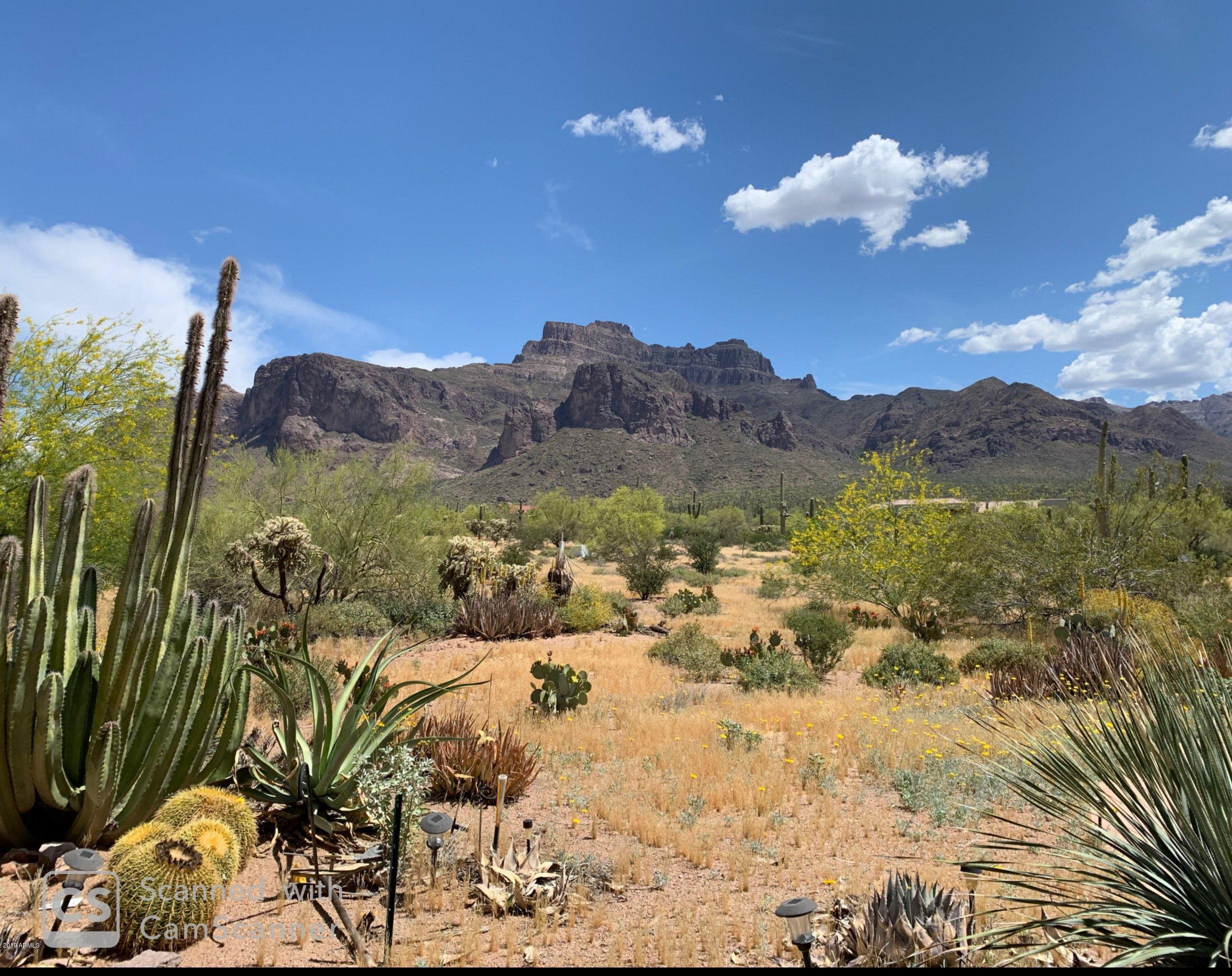 MLS 5966388 50 N PROSPECTORS Road, Apache Junction, AZ 85119 Apache Junction AZ One Plus Acre Home