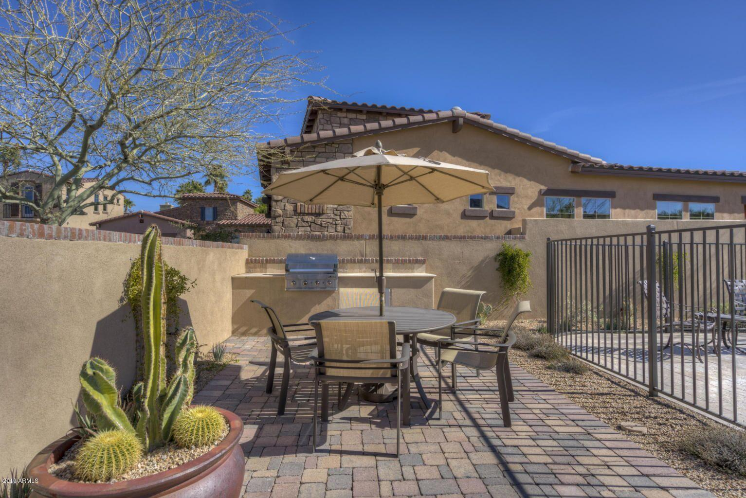 MLS 5966807 20 Almarte Circle, Carefree, AZ 85377 Carefree AZ Condo or Townhome