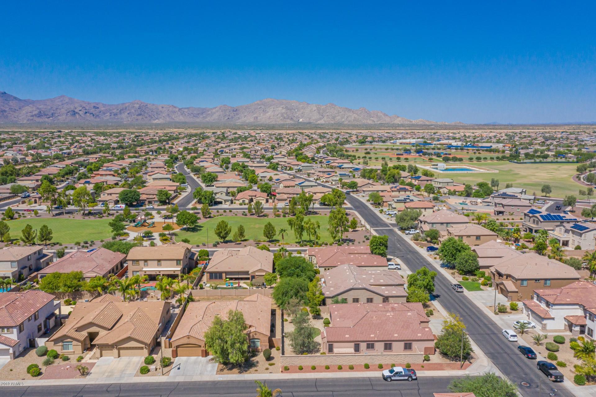MLS 5967120 17641 W DESERT Lane, Surprise, AZ 85388 Surprise AZ Surprise Farms