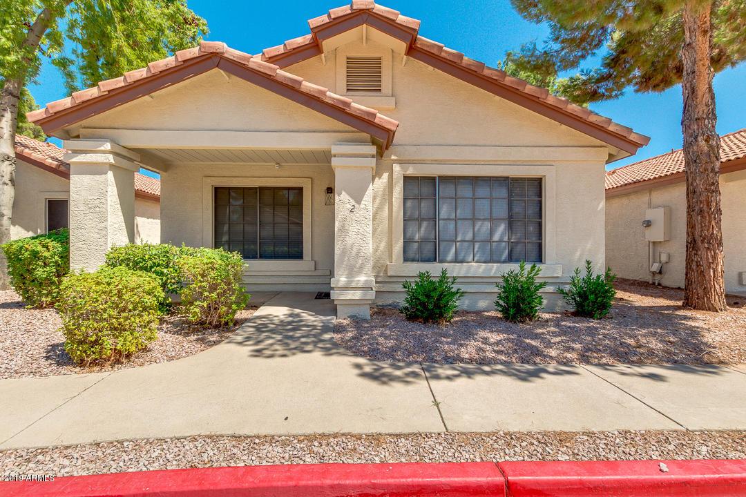 Photo of 1120 N VAL VISTA Drive #2, Gilbert, AZ 85234