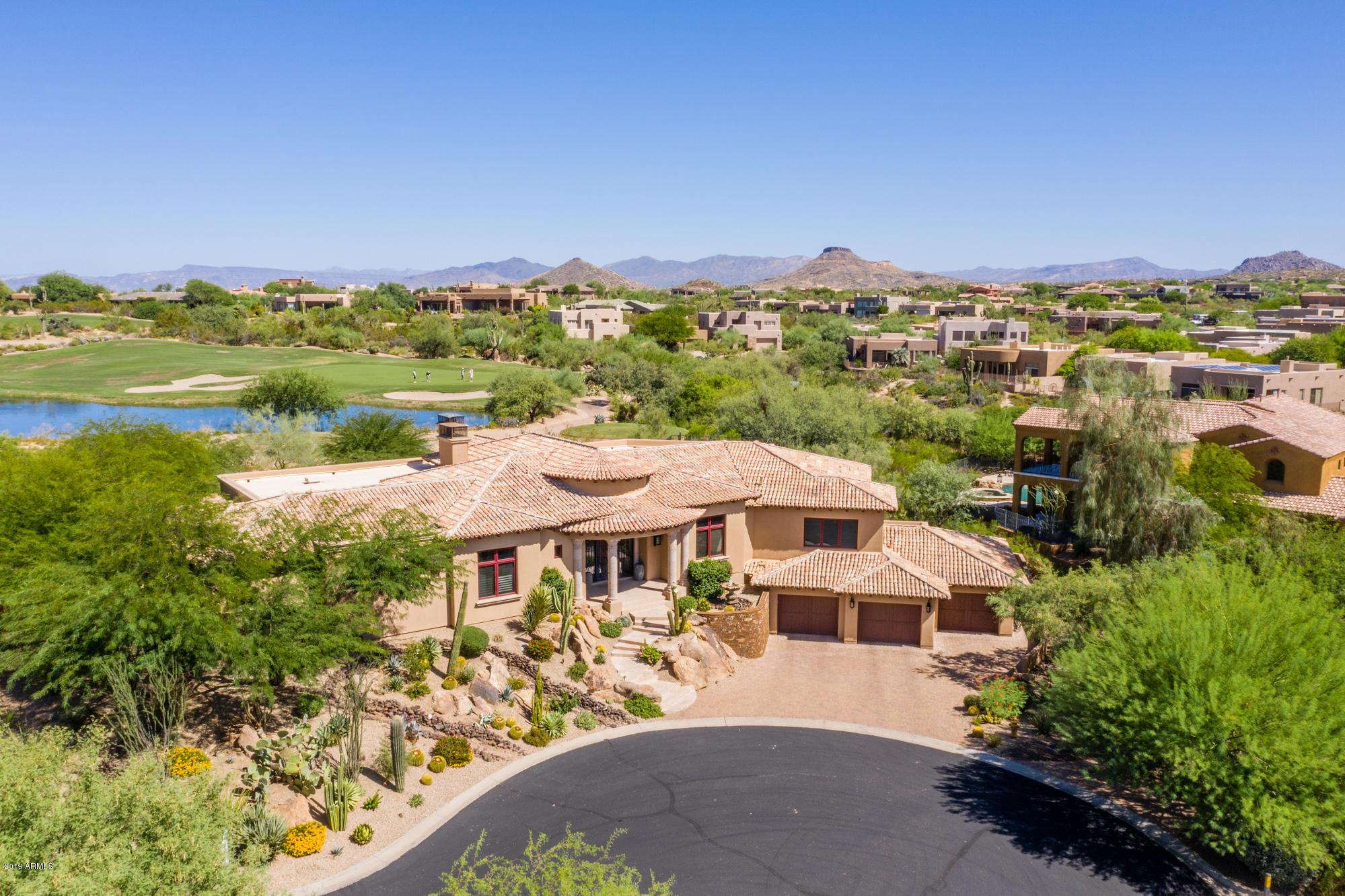 MLS 5967271 10742 E GREYTHORN Drive, Scottsdale, AZ 85262 Scottsdale AZ Troon North