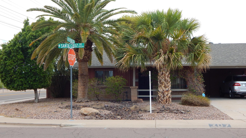 MLS 5963392 307 W SANTA CRUZ Drive, Tempe, AZ 85282 Tempe AZ Knoell Tempe