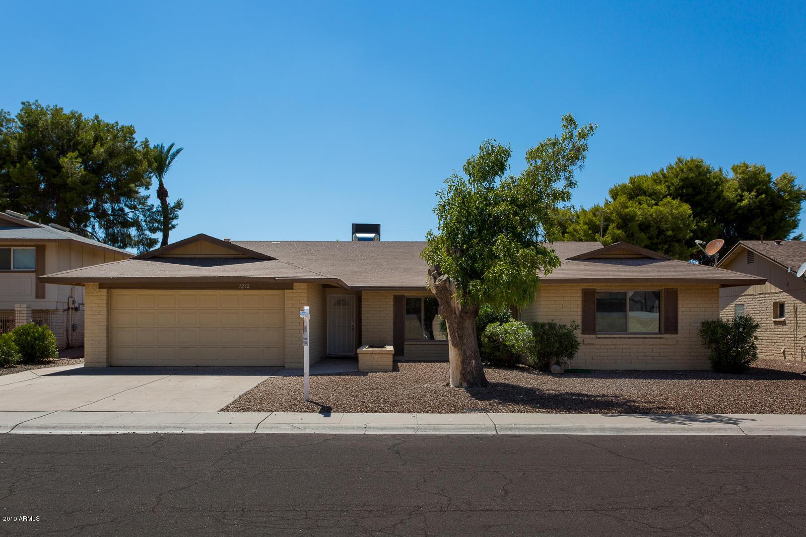 Photo of 7232 S LA ROSA Drive, Tempe, AZ 85283