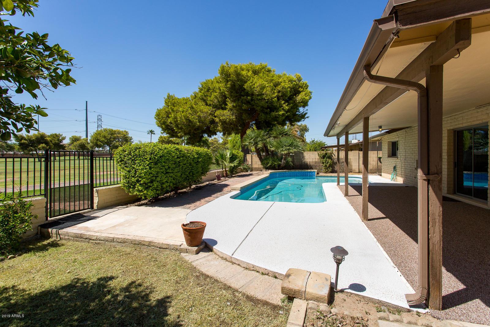 MLS 5966956 7232 S LA ROSA Drive, Tempe, AZ 85283 Tempe AZ Private Pool