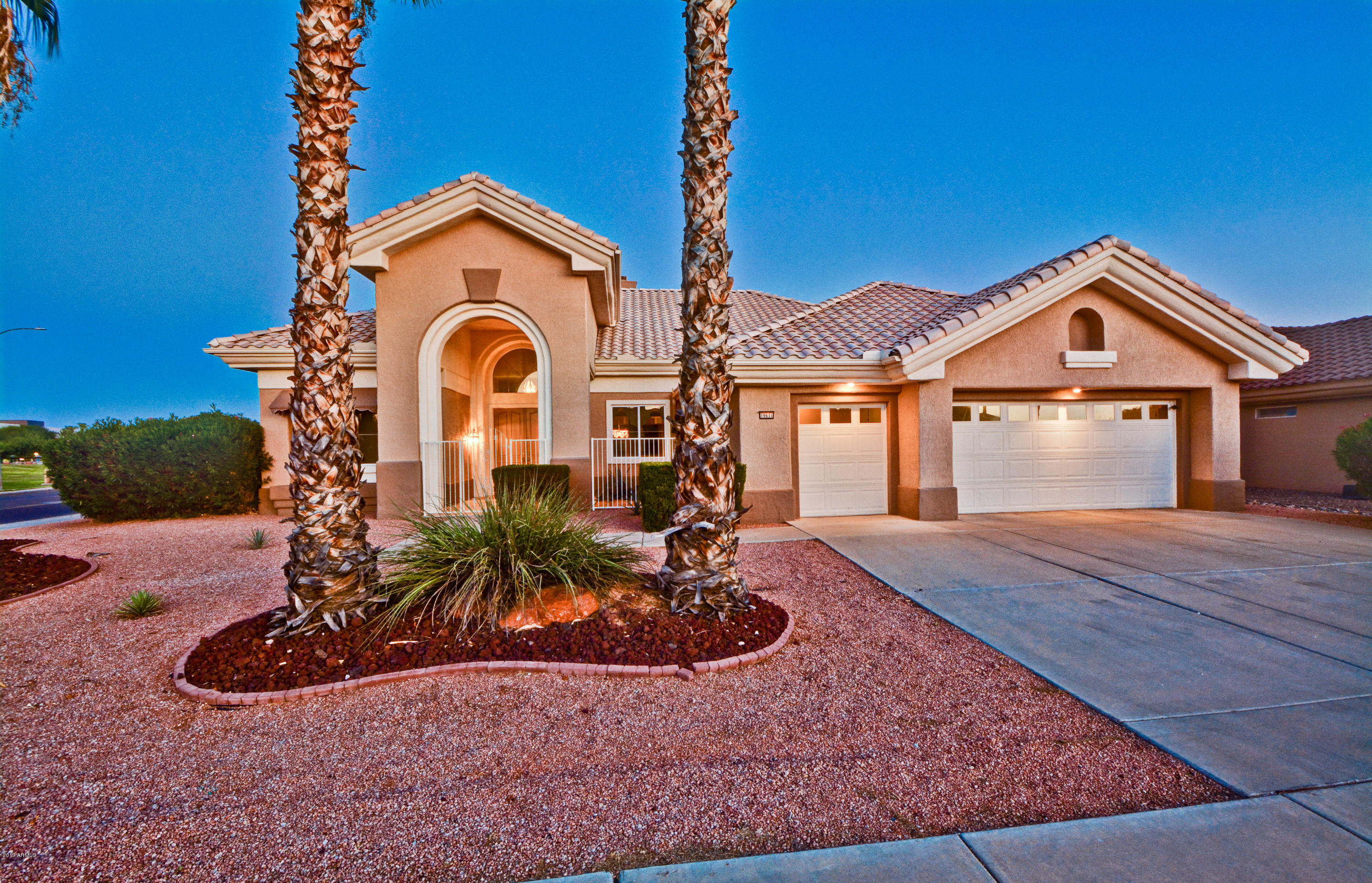 MLS 5967019 19631 N WHITE ROCK Drive, Sun City West, AZ 85375 Sun City West AZ Tennis Court