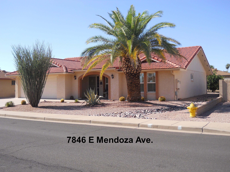 Photo of 7846 E MENDOZA Avenue, Mesa, AZ 85209