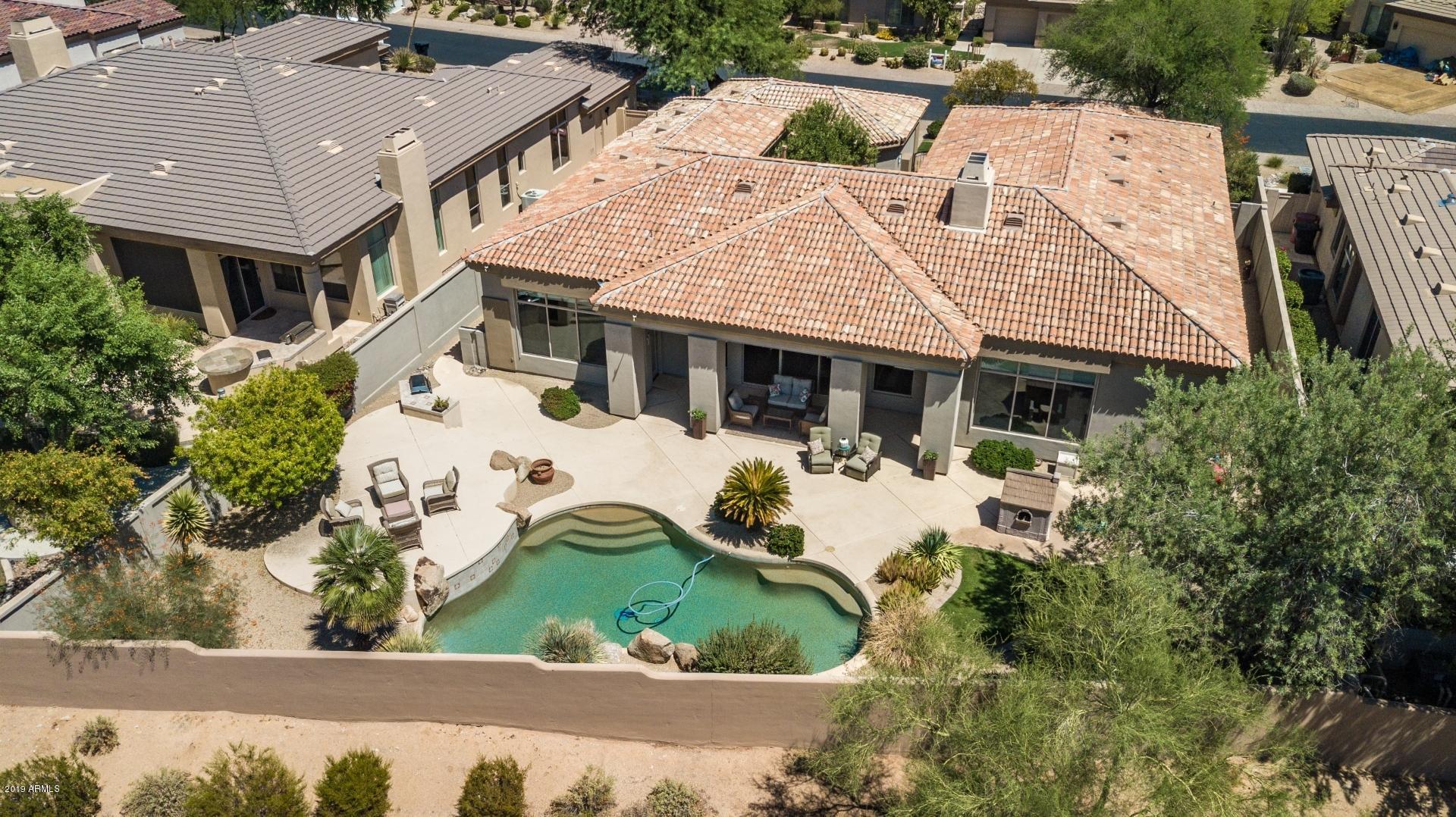 MLS 5967670 20626 N 83RD Place, Scottsdale, AZ 85255 Scottsdale AZ Private Pool
