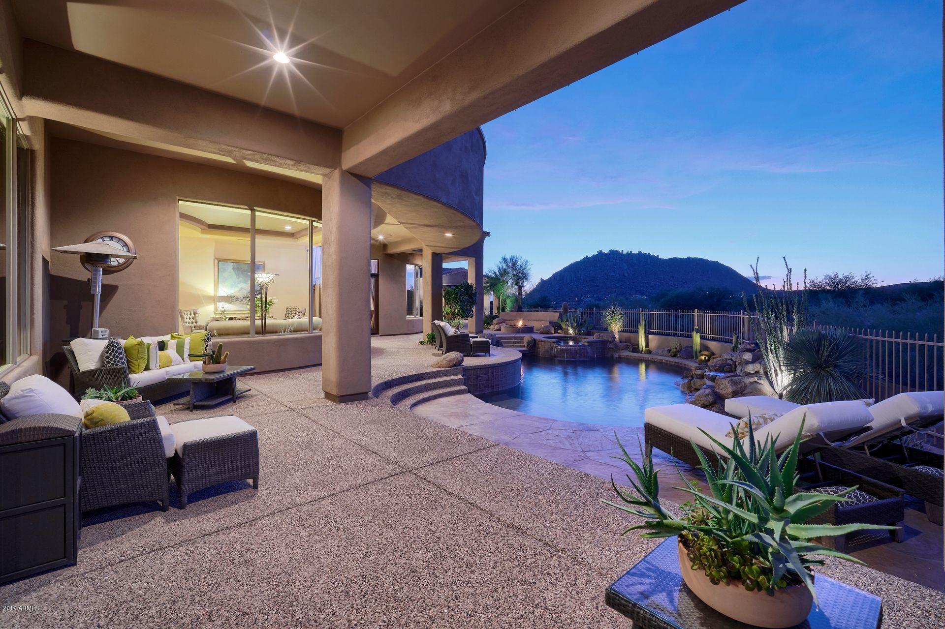 MLS 5969440 12084 E WHISPERING WIND Drive, Scottsdale, AZ 85255 Scottsdale AZ Private Pool