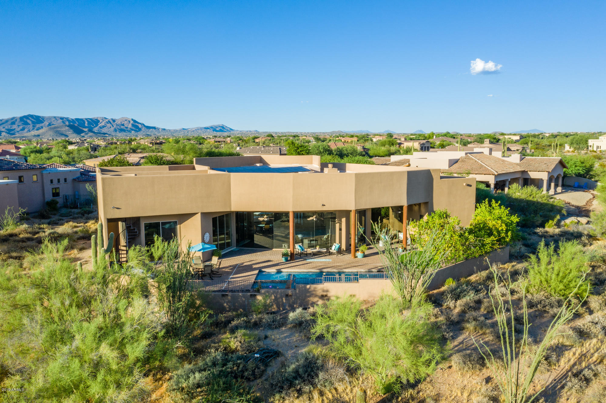 MLS 5968148 8227 E GRANITE PASS Road, Scottsdale, AZ 85266 Scottsdale AZ Private Pool