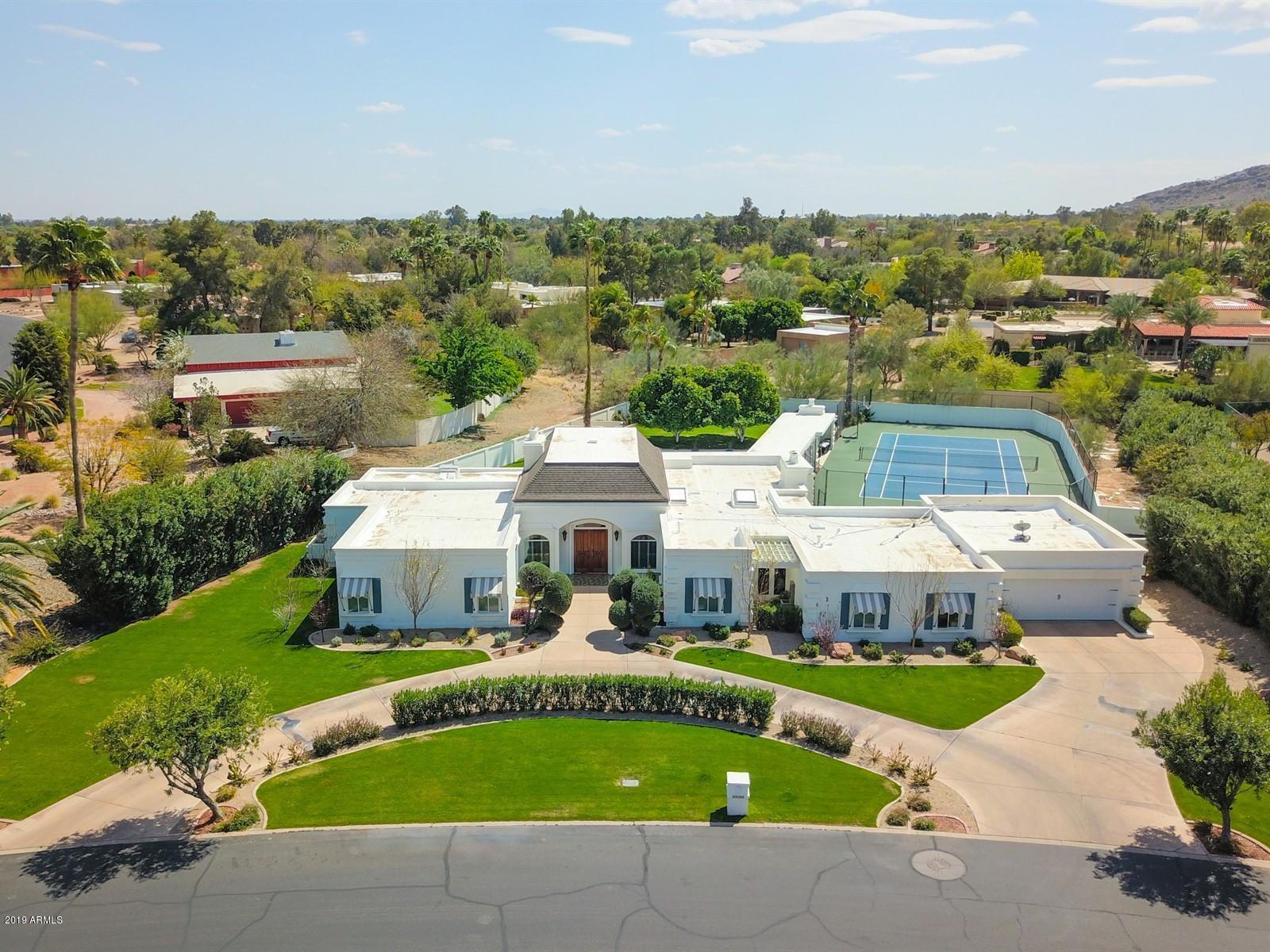 MLS 5970096 6533 E Maverick Road, Paradise Valley, AZ 85253 Paradise Valley AZ Camelback Country Club Estates