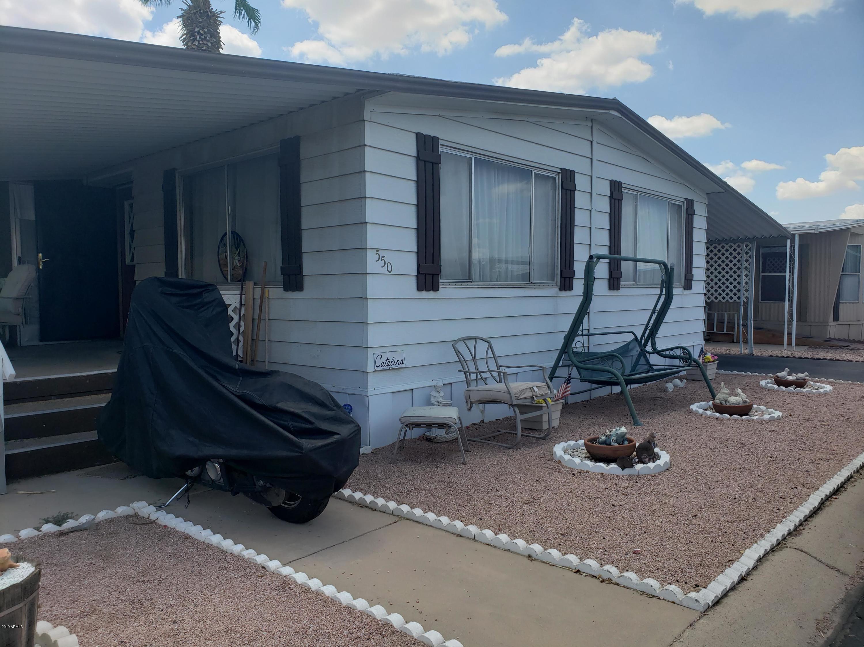 Photo of 8720 E MCKELLIPS Road #550, Scottsdale, AZ 85257