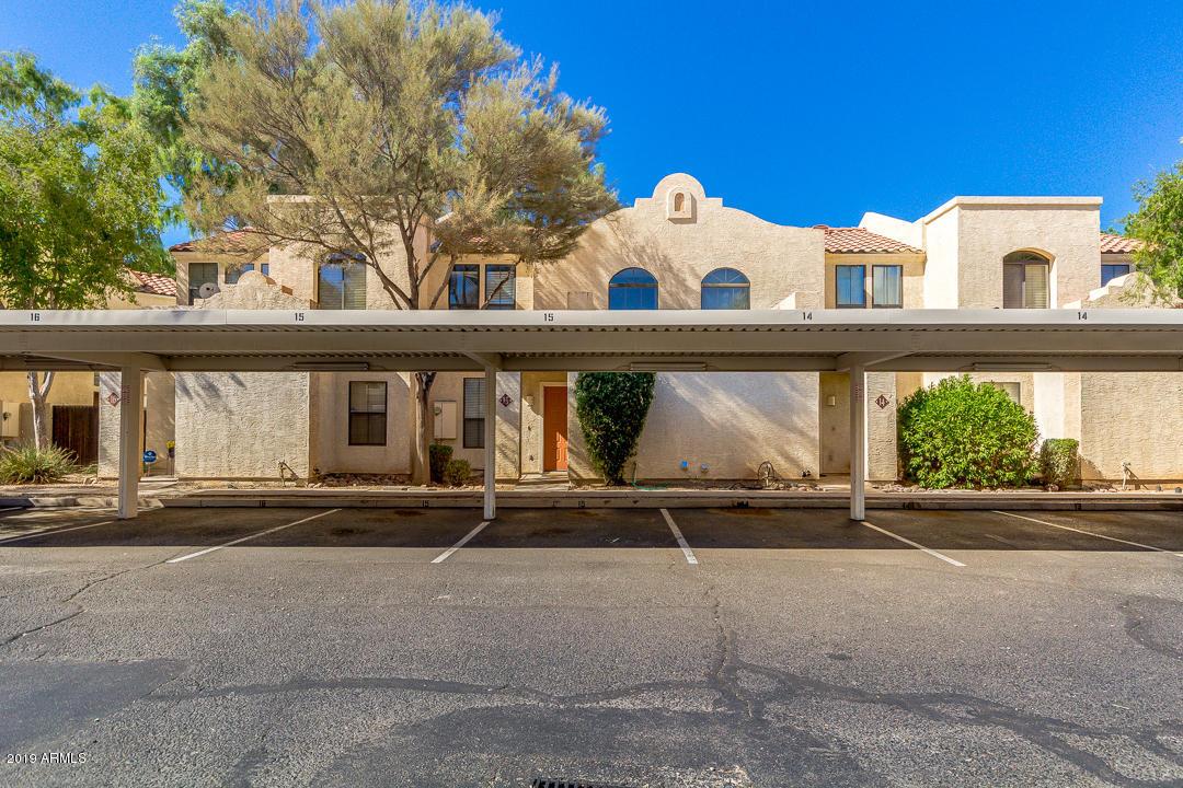 Photo of 280 S ELIZABETH Way #15, Chandler, AZ 85225