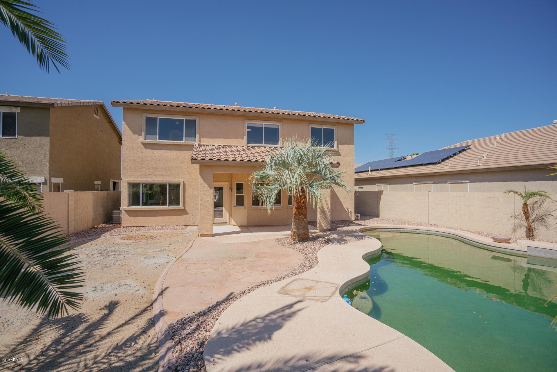 MLS 5971367 12209 W MONROE Street, Avondale, AZ 85323 Avondale AZ Golf