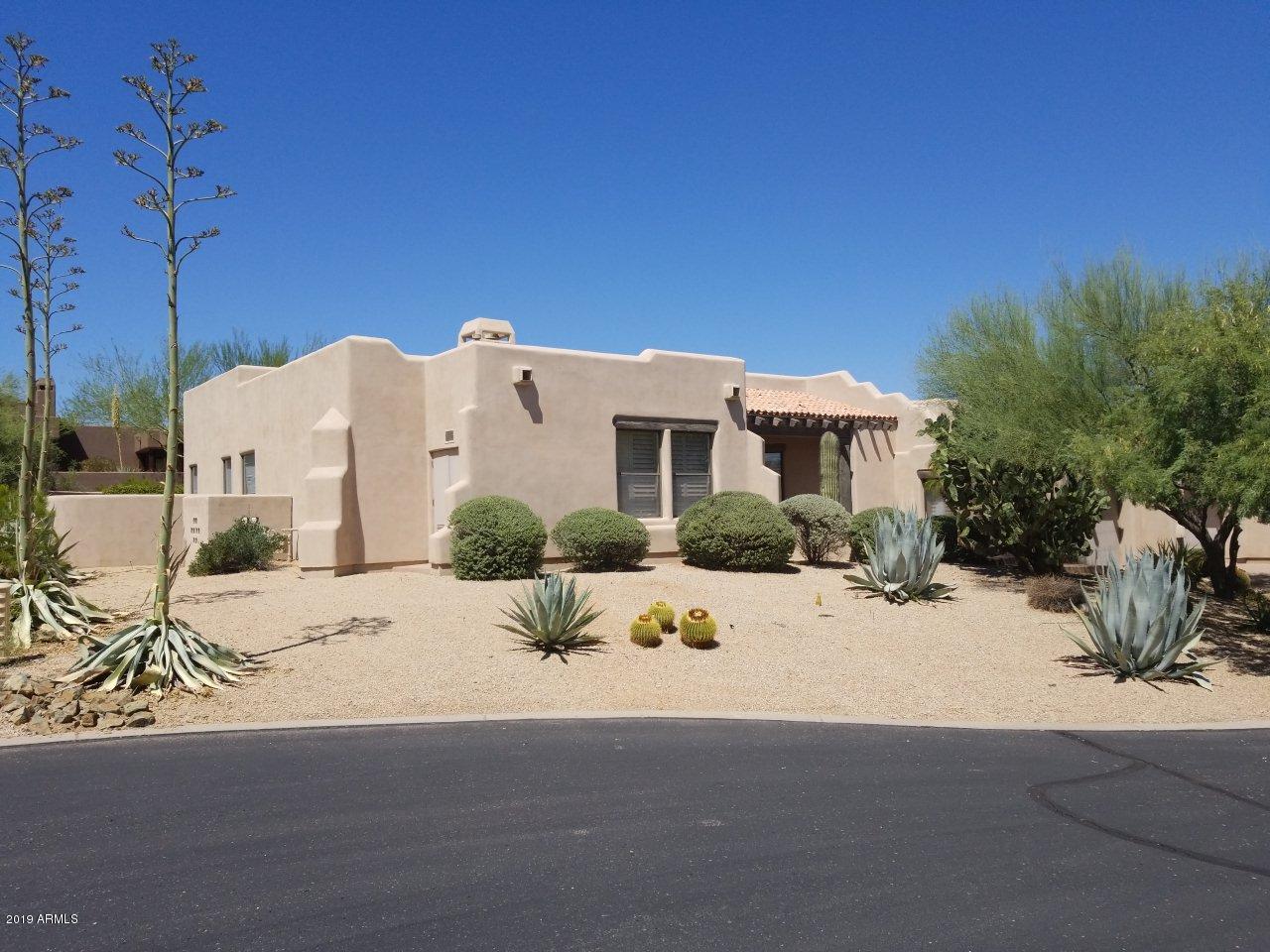 Photo of 11482 E JUAN TABO Road, Scottsdale, AZ 85255