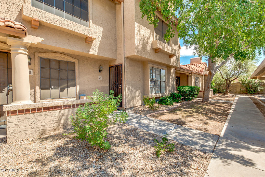Photo of 3491 N ARIZONA Avenue #77, Chandler, AZ 85225