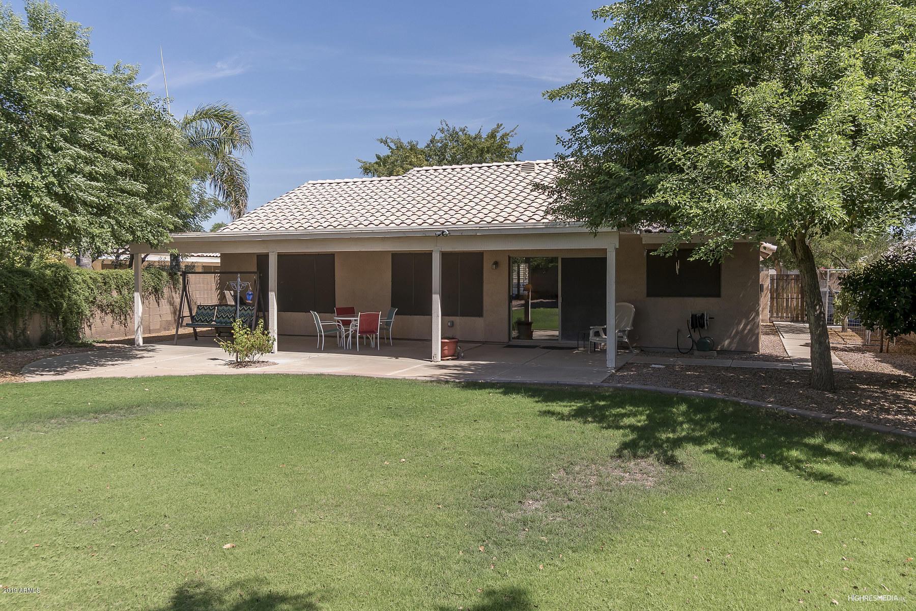 MLS 5972592 1211 W ORIOLE Way, Chandler, AZ 85286 Clemente Ranch