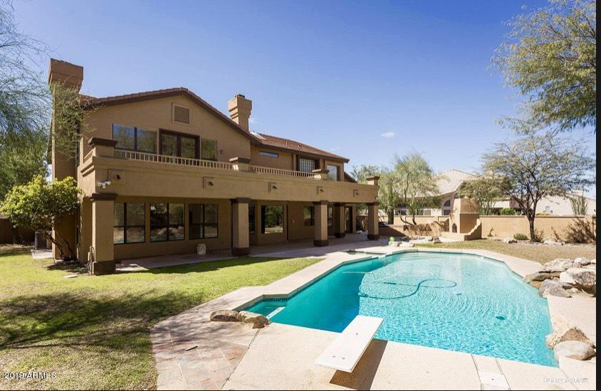 MLS 5972669 10051 N 118TH Street, Scottsdale, AZ 85259 Scottsdale AZ Private Pool