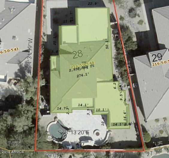 MLS 5965121 7169 E BRAMBLE BERRY Lane, Scottsdale, AZ 85266 Scottsdale AZ Terravita