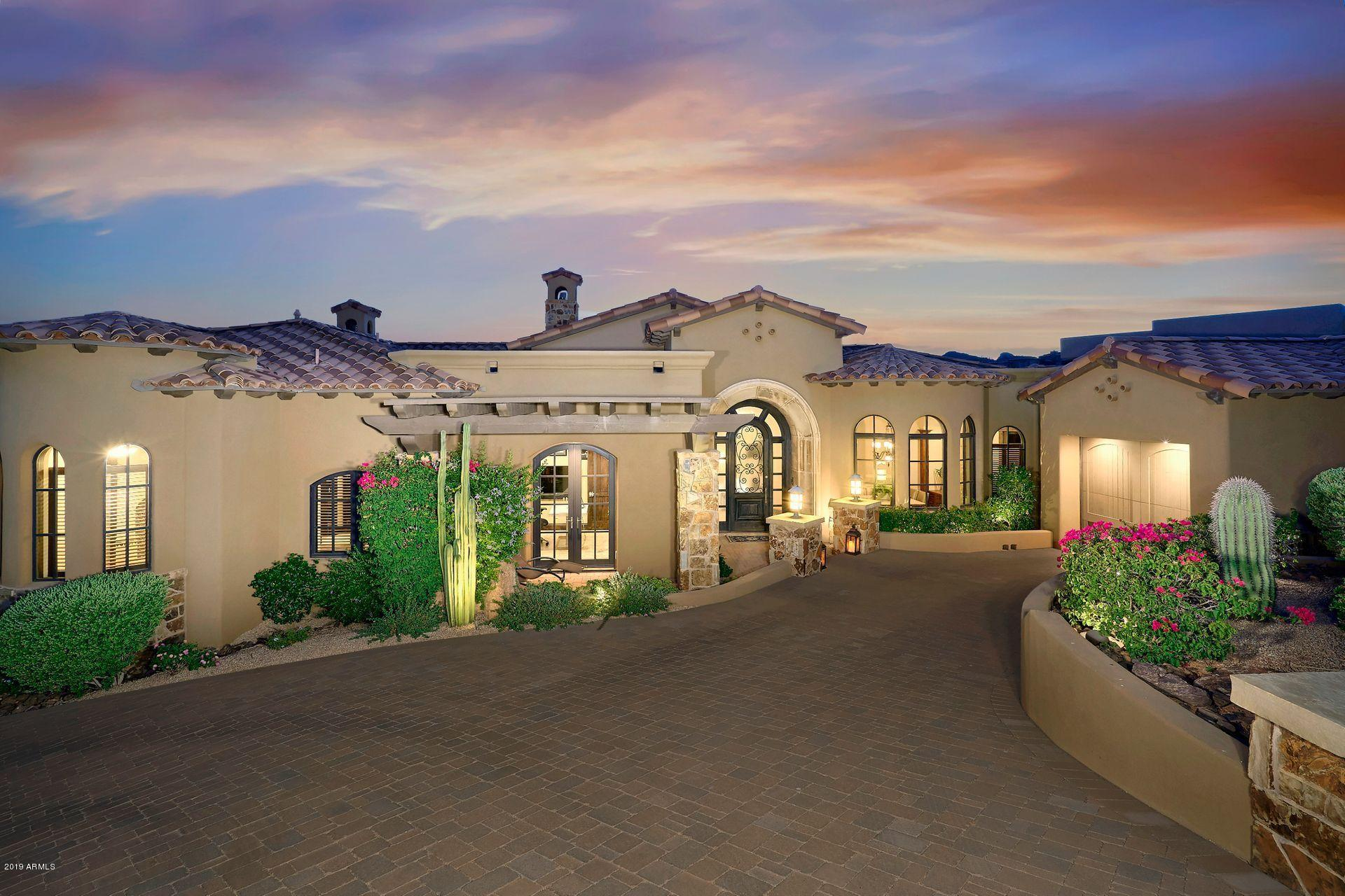 Photo of 9120 N FIRERIDGE Trail, Fountain Hills, AZ 85268