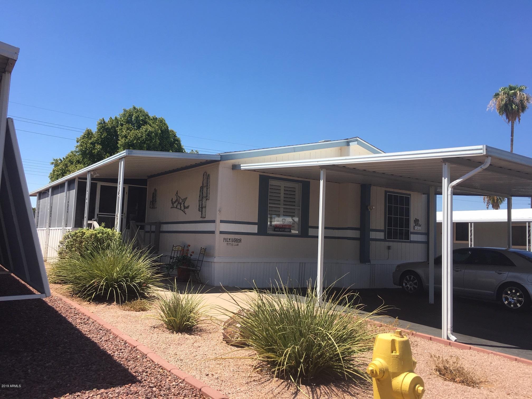 Photo of 2609 W Southern Avenue #42, Tempe, AZ 85282