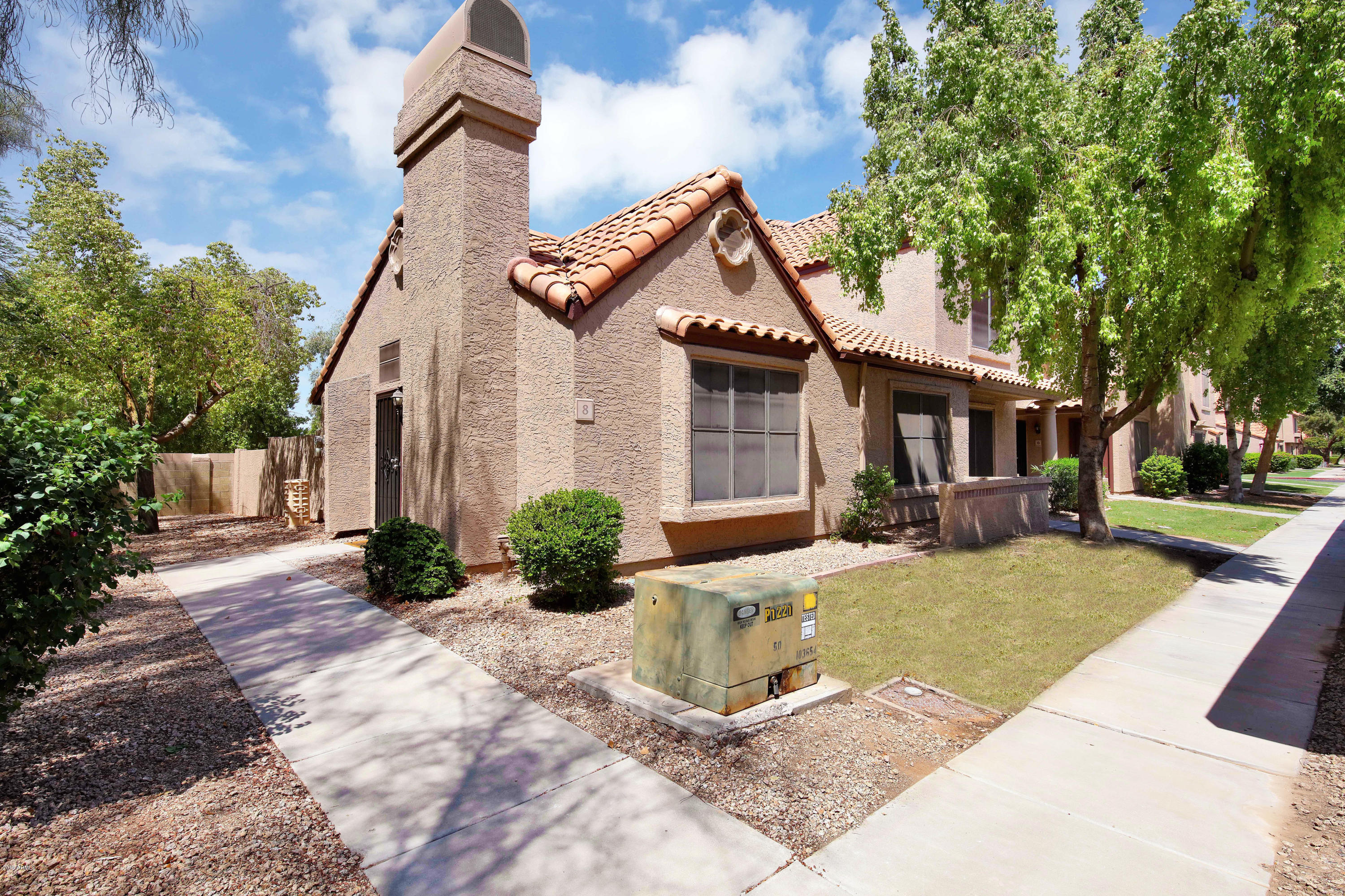 Photo of 3491 N ARIZONA Avenue #8, Chandler, AZ 85225
