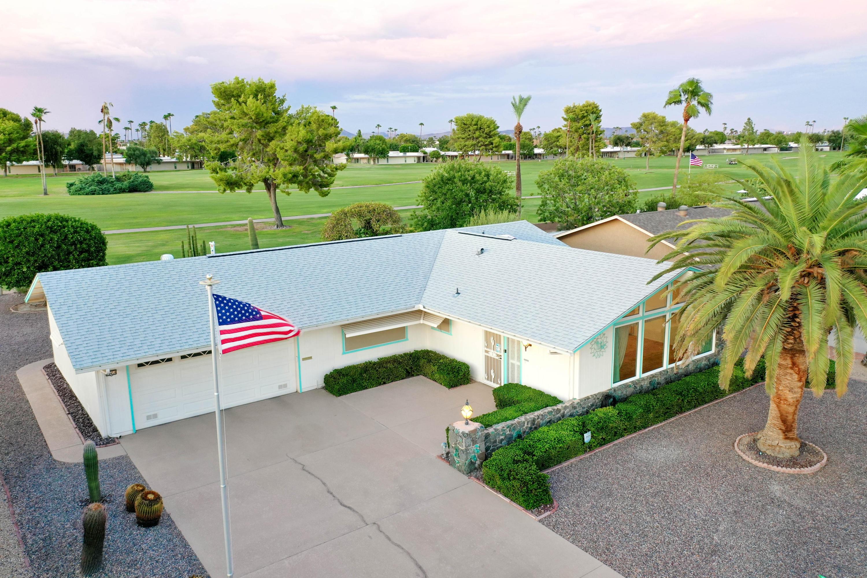 Photo of 10450 W BROOKSIDE Drive, Sun City, AZ 85351