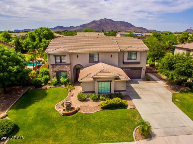Photo of 4115 E LAFAYETTE Avenue, Gilbert, AZ 85298