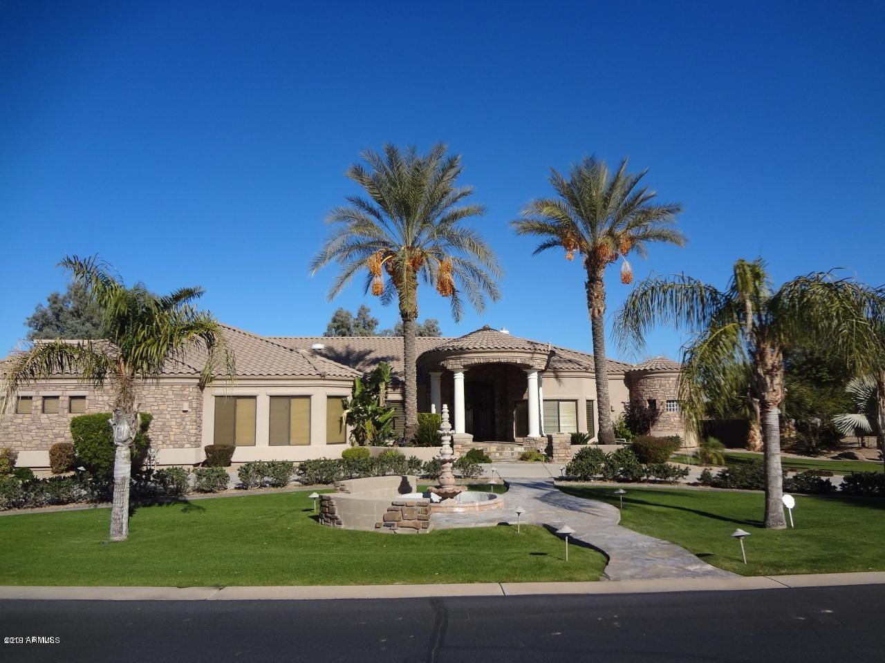 Photo of 690 E SEATTLE SLEW Lane, Gilbert, AZ 85296