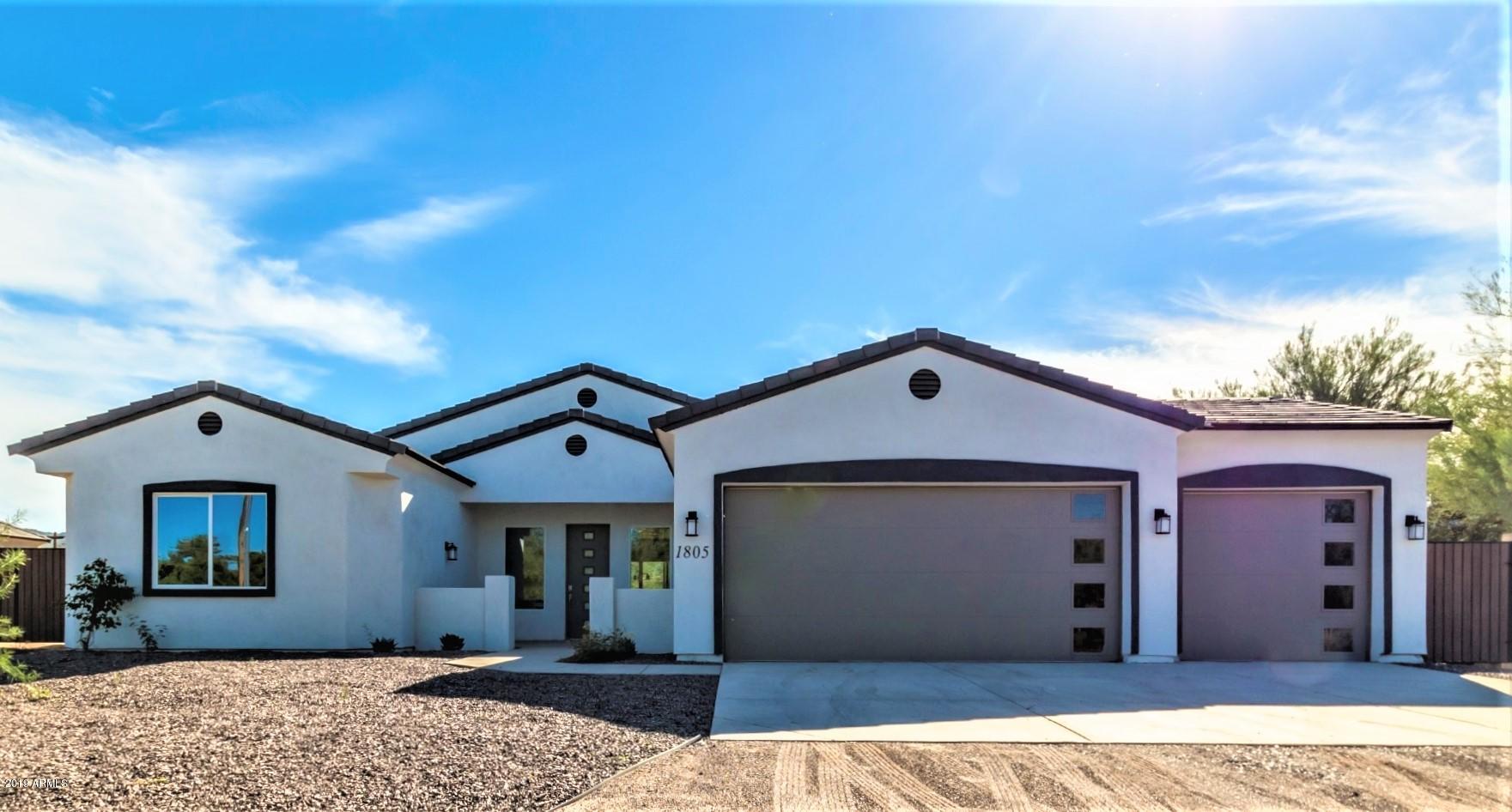 MLS 5976067 1805 W PIEDMONT Road, Phoenix, AZ 85041 Equestrian Homes in Phoenix