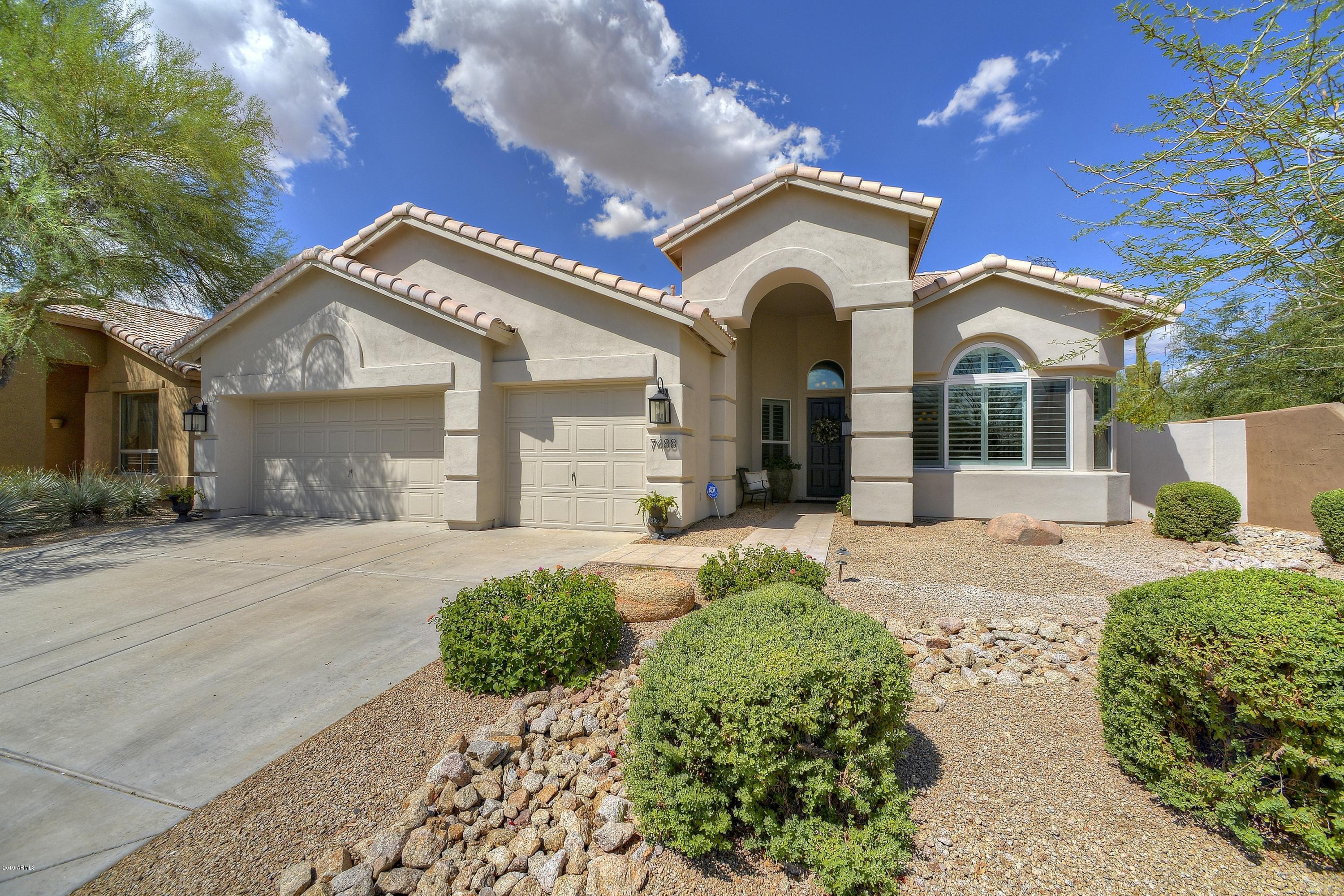 Photo of 7488 E RUSTLING Pass, Scottsdale, AZ 85255