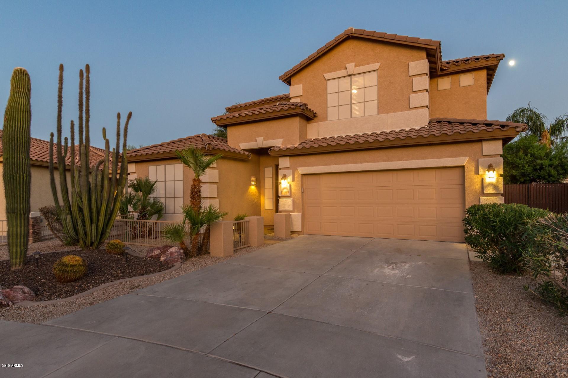Photo of 21117 E DESERT HILLS Circle, Queen Creek, AZ 85142
