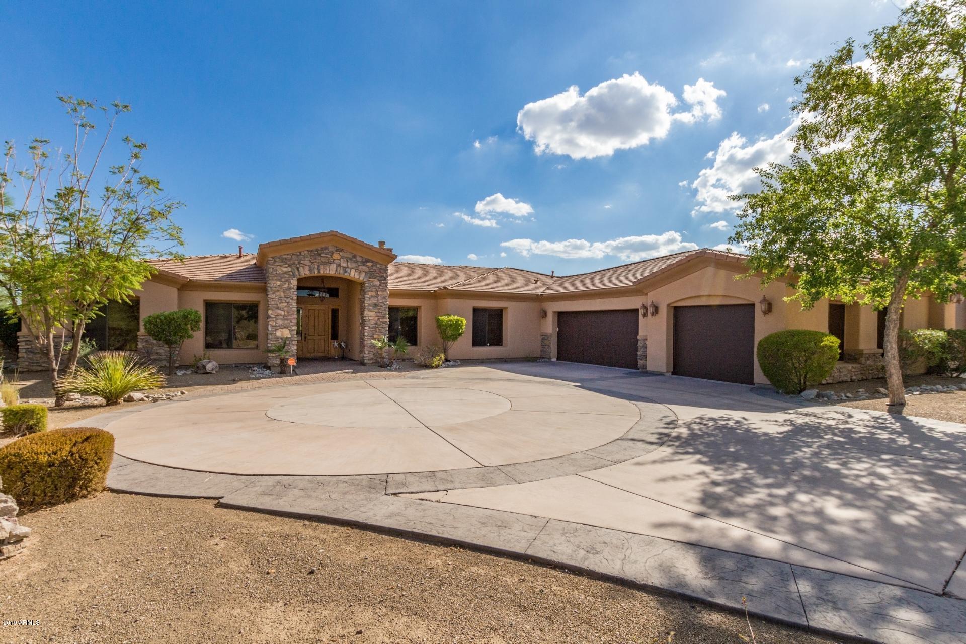 Photo of 9445 E MCLELLAN Road, Mesa, AZ 85207