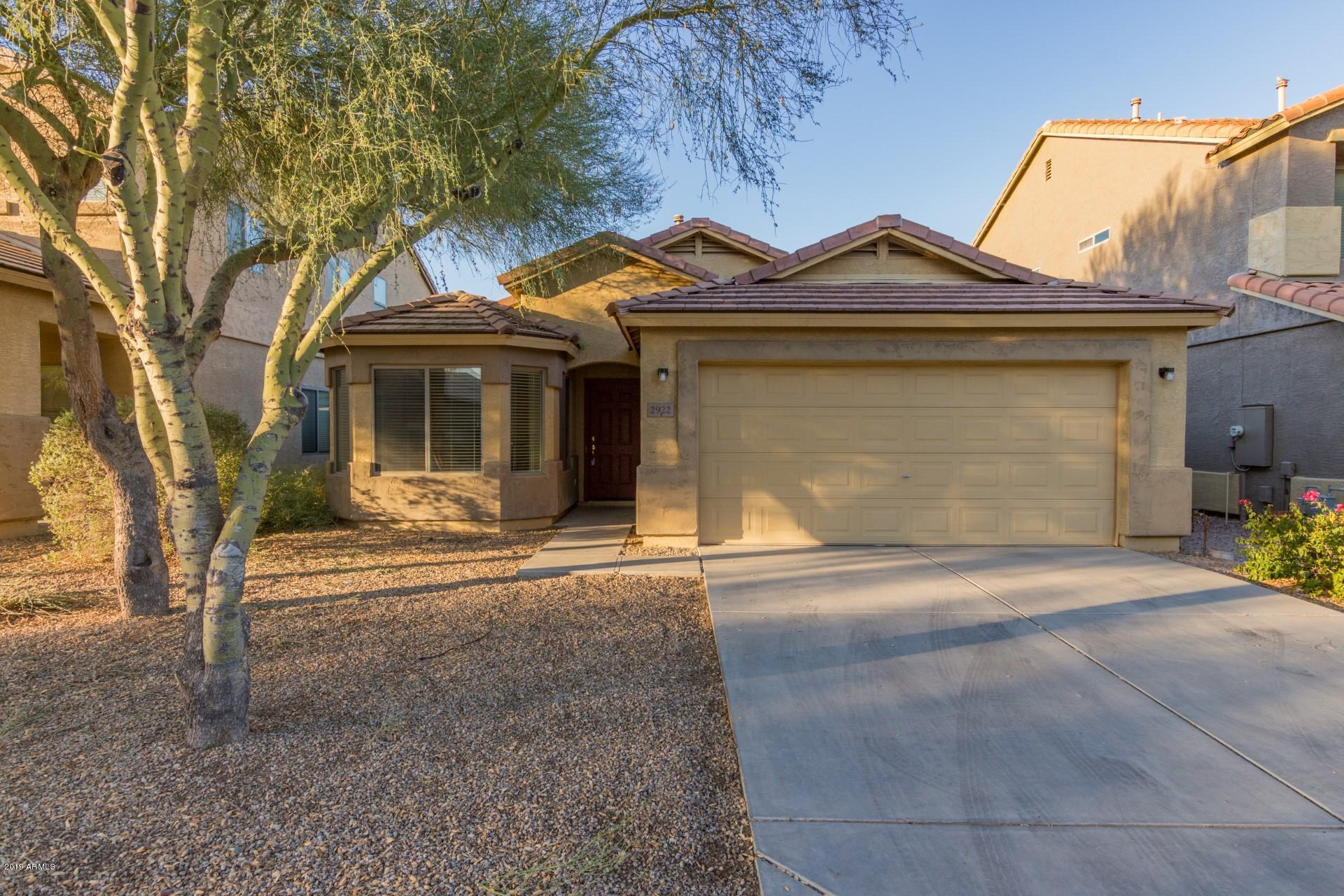 Photo of 2922 W JASPER BUTTE Drive, Queen Creek, AZ 85142