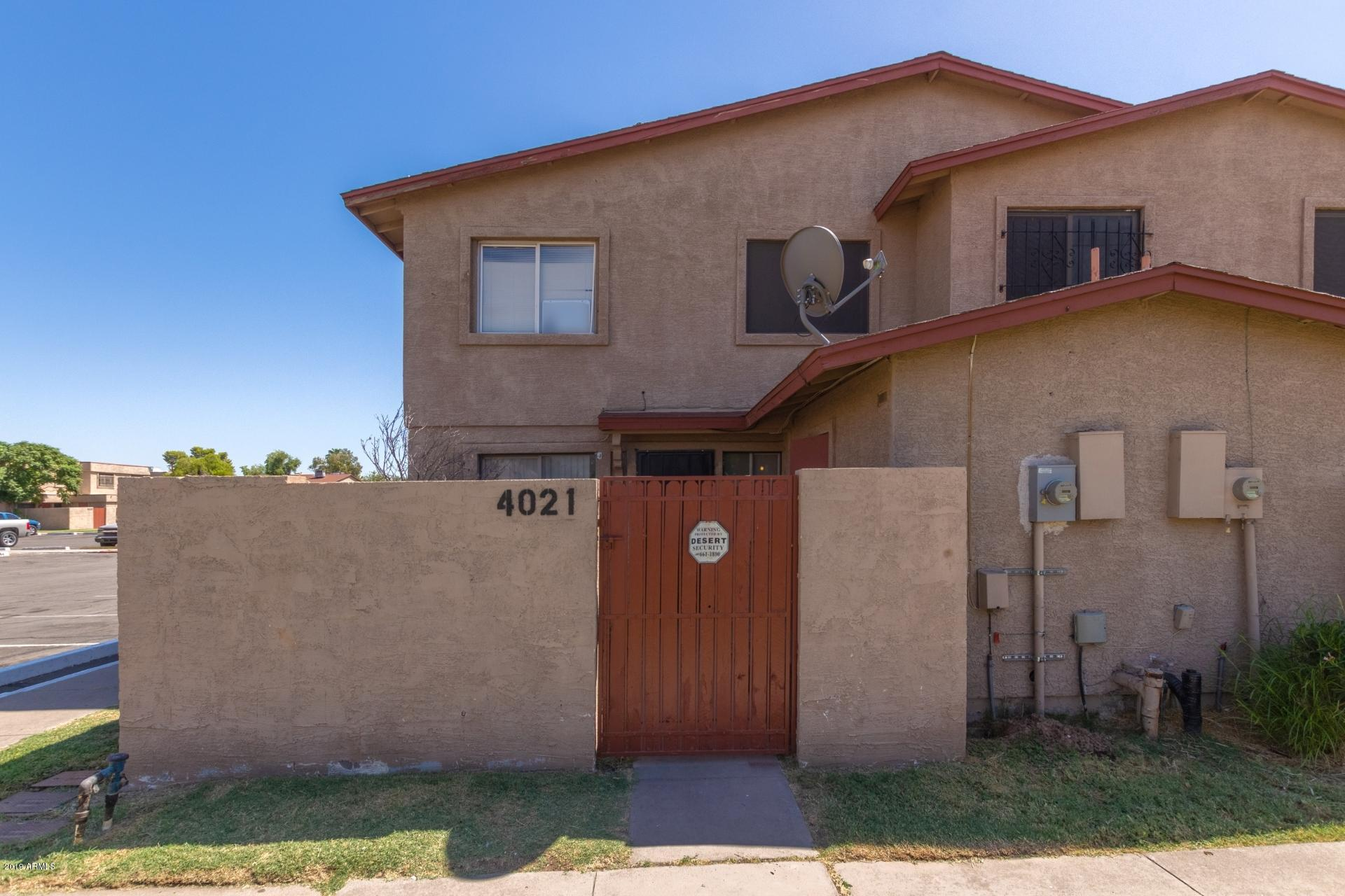 Photo of 4021 W READE Avenue, Phoenix, AZ 85019