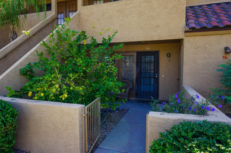 Photo of 4901 S CALLE LOS CERROS Drive #105, Tempe, AZ 85282