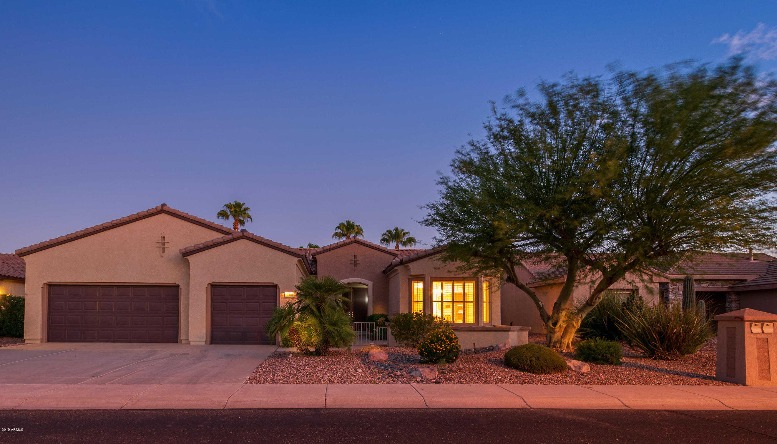 Photo of 14945 W WOODBURY Lane, Surprise, AZ 85374