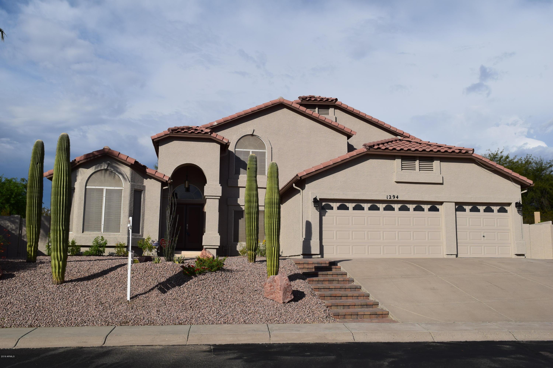 Photo of 1294 E VOLTAIRE Avenue, Phoenix, AZ 85022