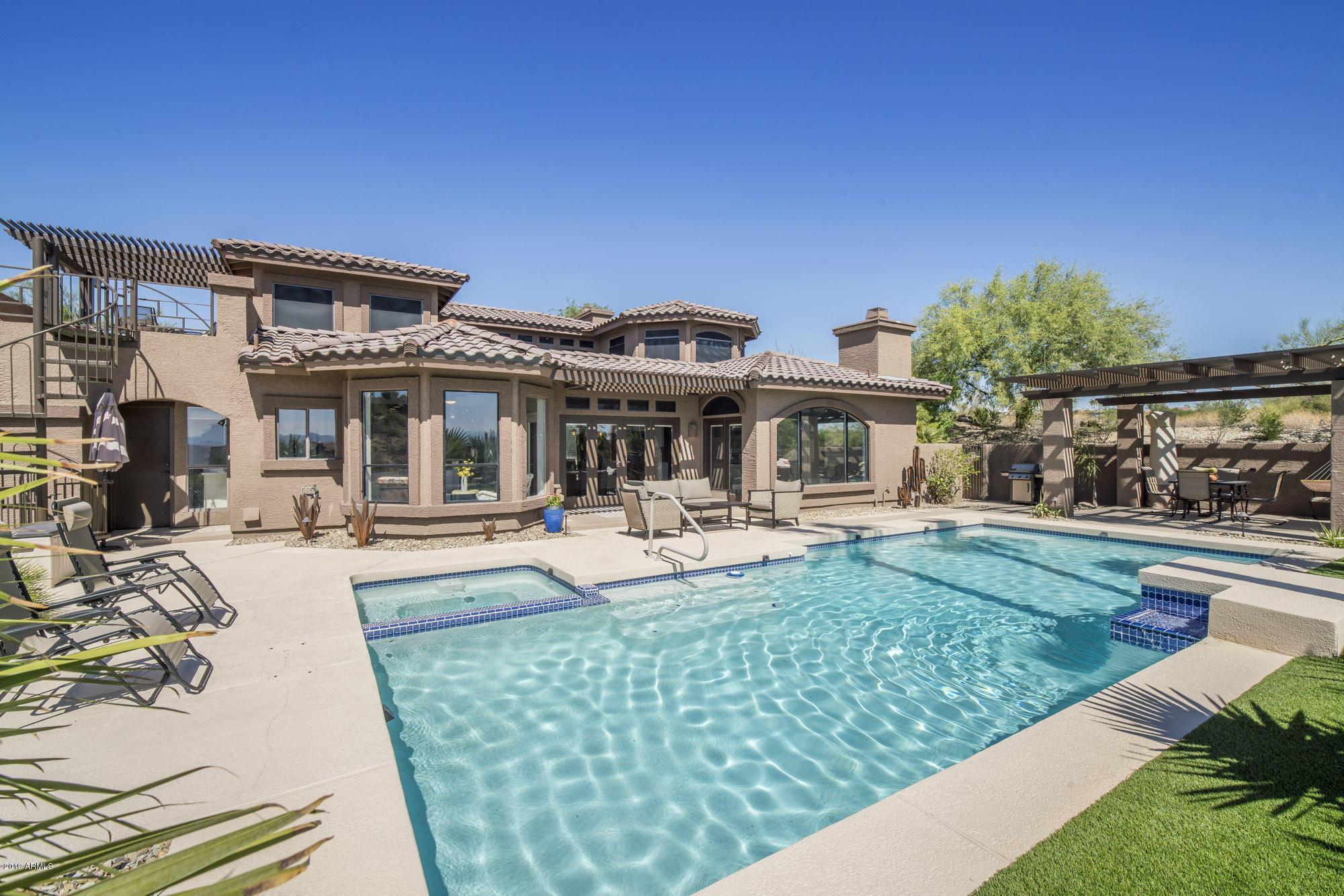 Photo of 15709 E GREYSTONE Drive, Fountain Hills, AZ 85268