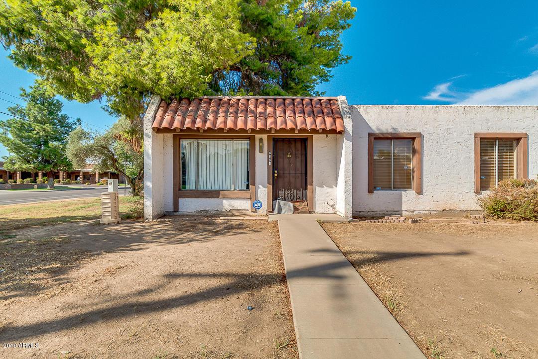 Photo of 4665 W DESERT CREST Drive, Glendale, AZ 85301