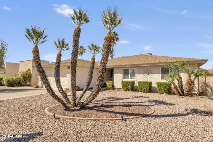 MLS 5981141 26622 S NEW TOWN Drive, Sun Lakes, AZ 85248